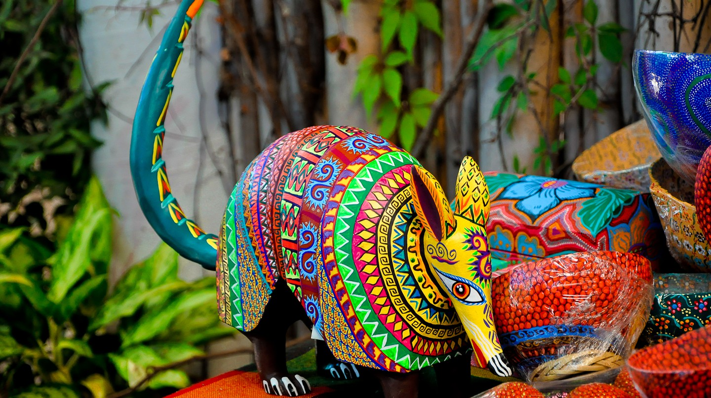 A gorgeous alebrije from Arrazola | © Eduardo Robles Pacheco/Flickr