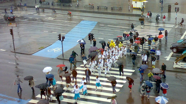 Rainy Day in Copenhagen | © malouette/Flickr