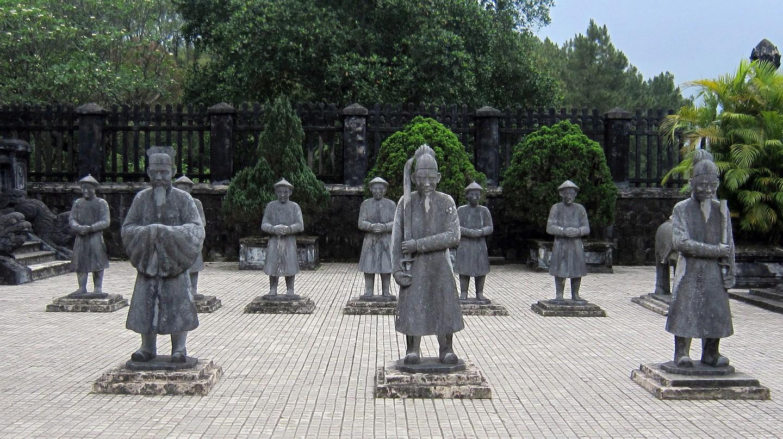 Khai Dinh Royal Tomb in Hue | © AG Gilmore/Flickr