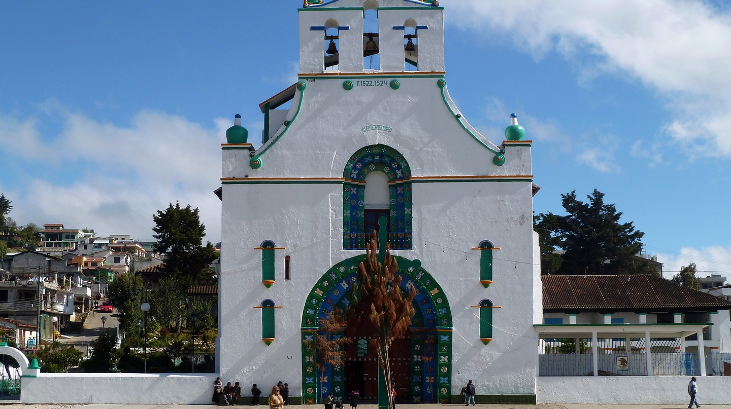 The church of San Juan Chamula | © Rob Young/Flickr