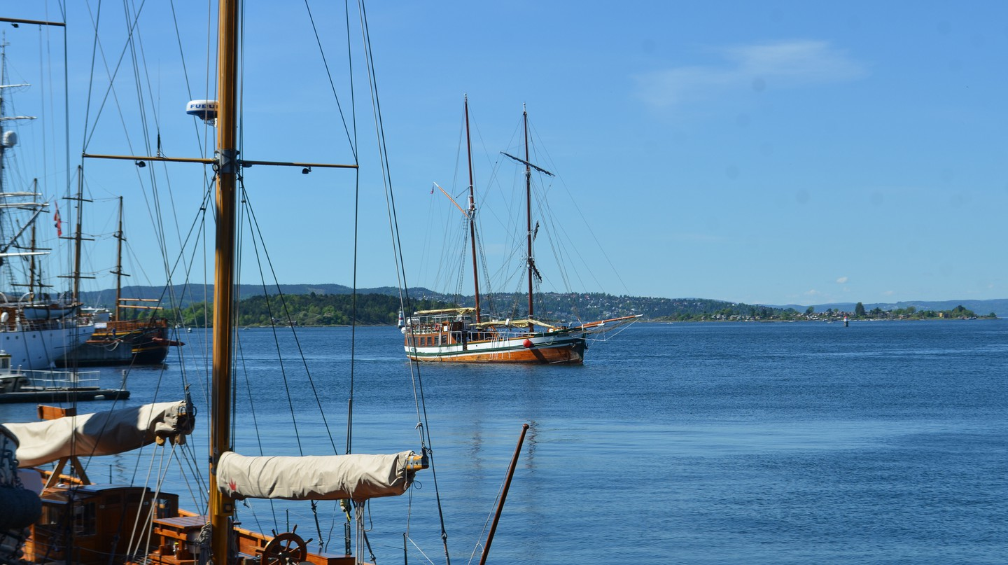 Boats on the sunny Oslo Fjord © eGuide Travel / Flickr
