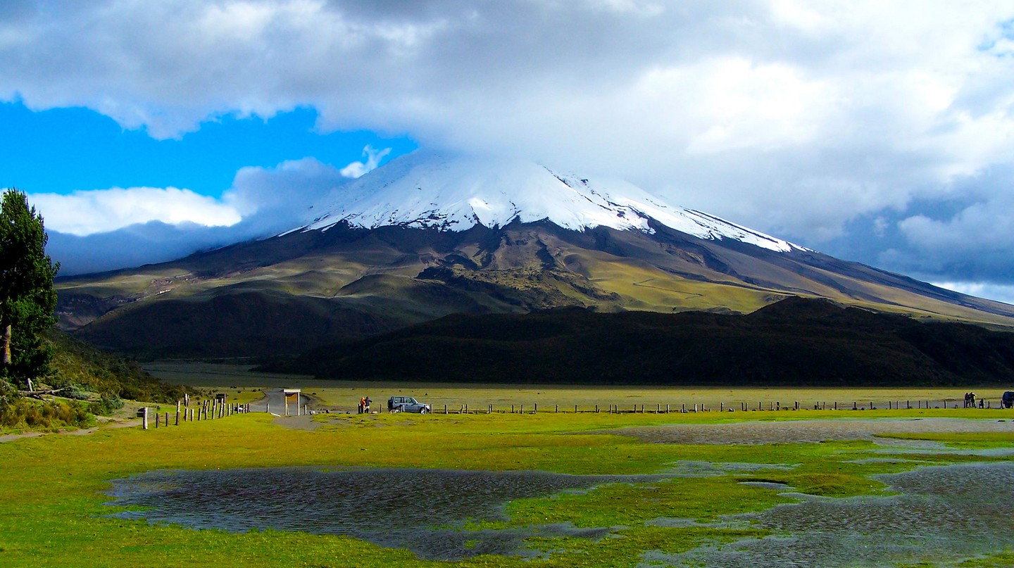 Cotopaxi National Park, Ecuador | ©Justin Williams | Flickr