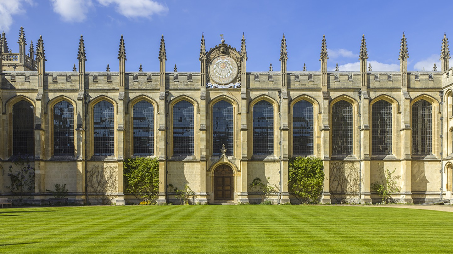 All Souls College, Oxford University | © Andrew Shiva/WikiCommons