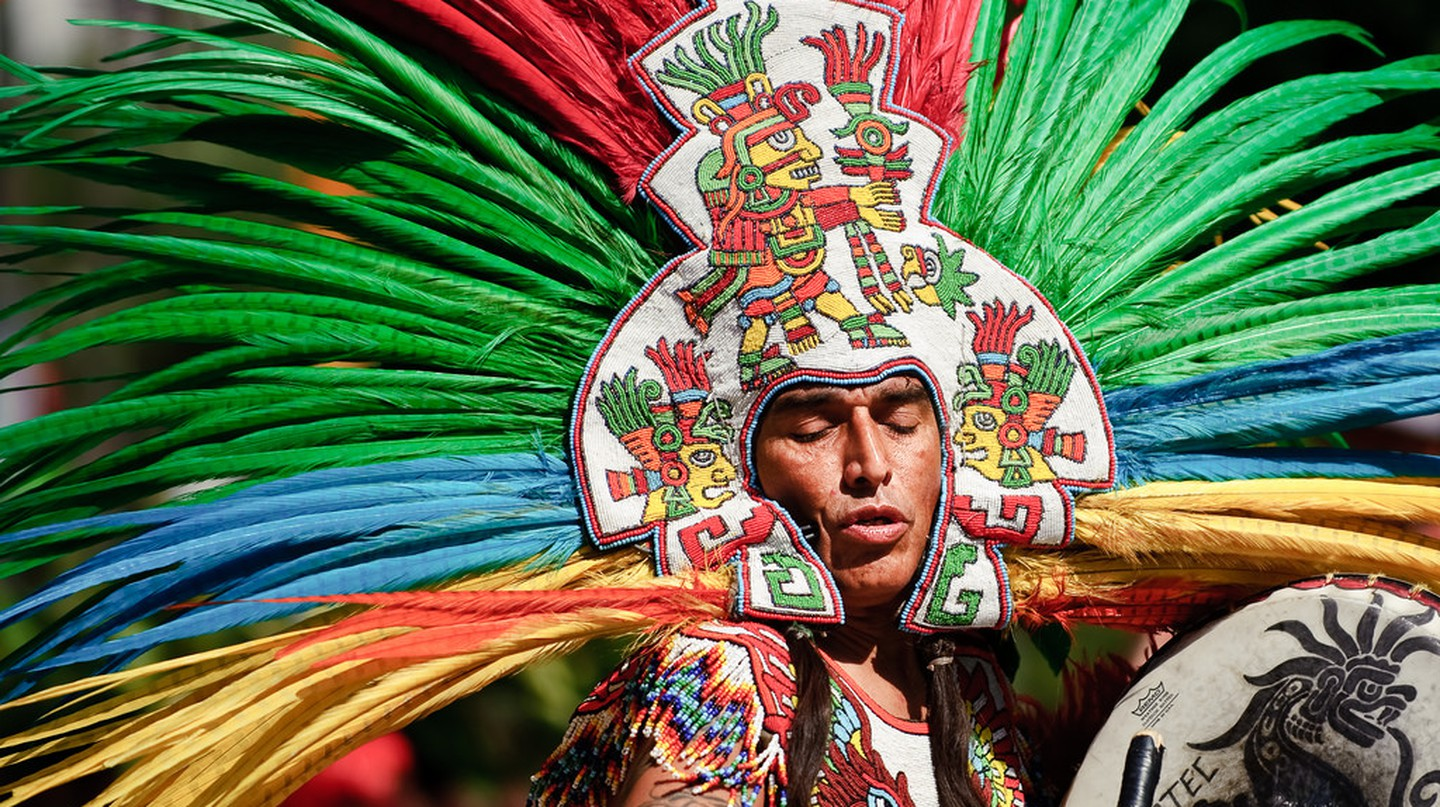Aztec Dancer l © Jorge Gonzalez/Flickr