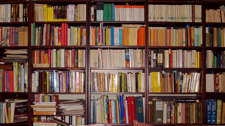 Bookshelf©David Orban:flickr