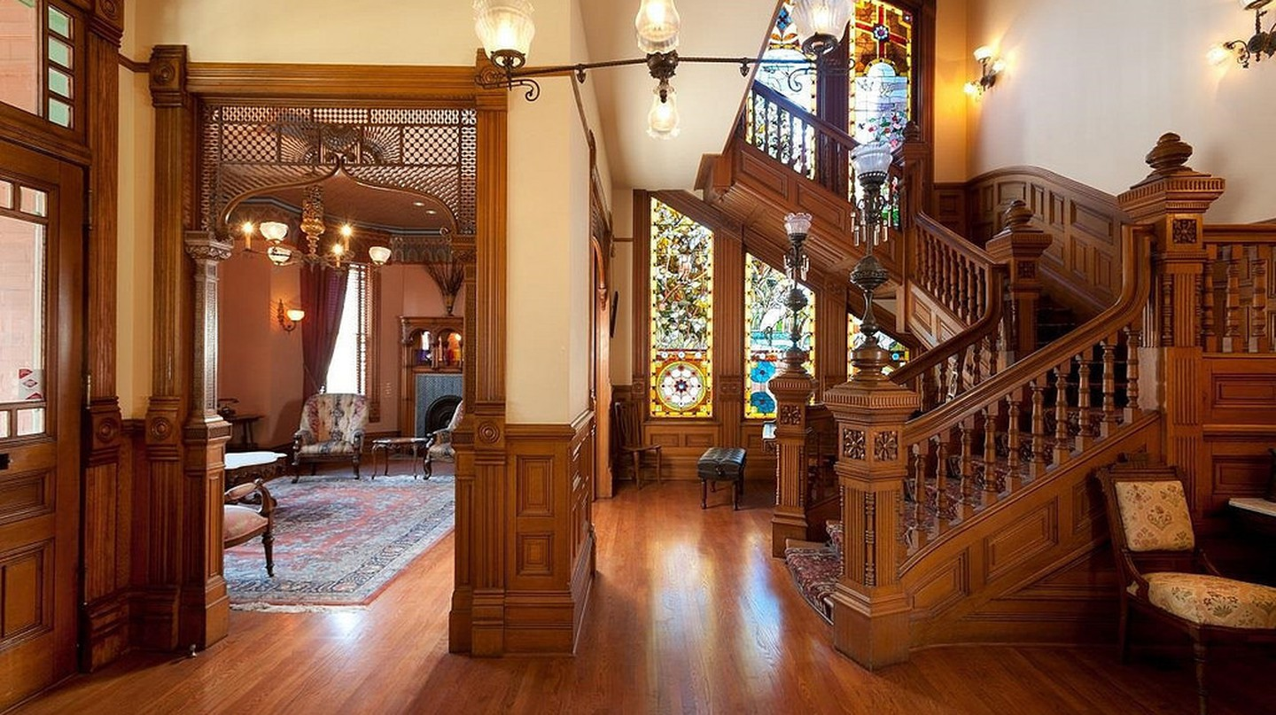 Inside the Britt Scripps House | © JDHRosewater, MLS / Flickr
