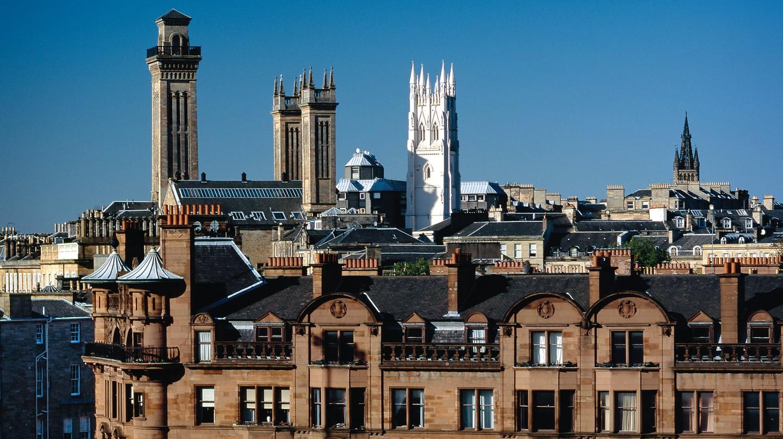 Glasgow City Skyline | Courtesy Of Glasgow Life
