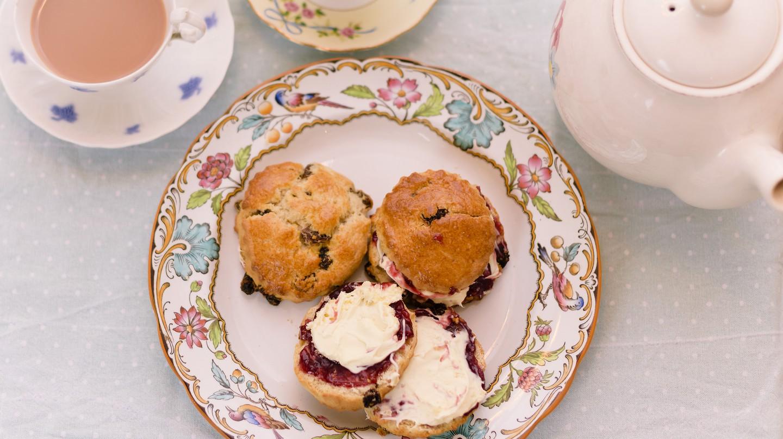 Cornish Cream Tea   ©Dan Cottle / Flickr