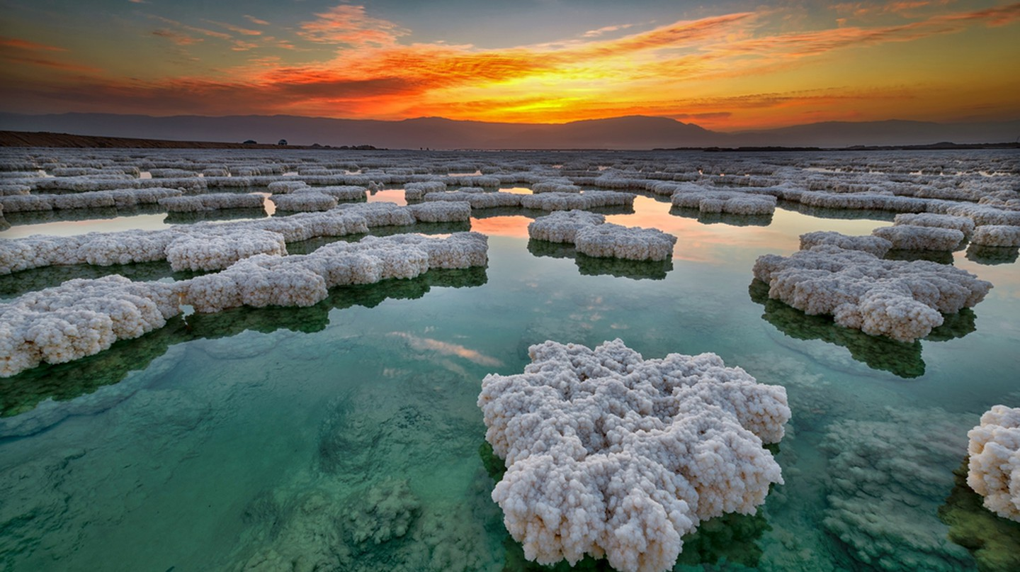 The Dead Sea | © Shutterstock