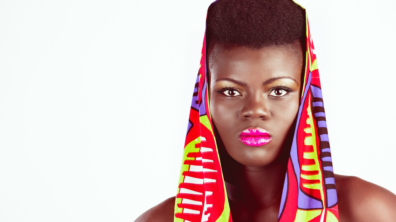Wiyaala, one of Ghana's top musicians | Courtesy of the artist