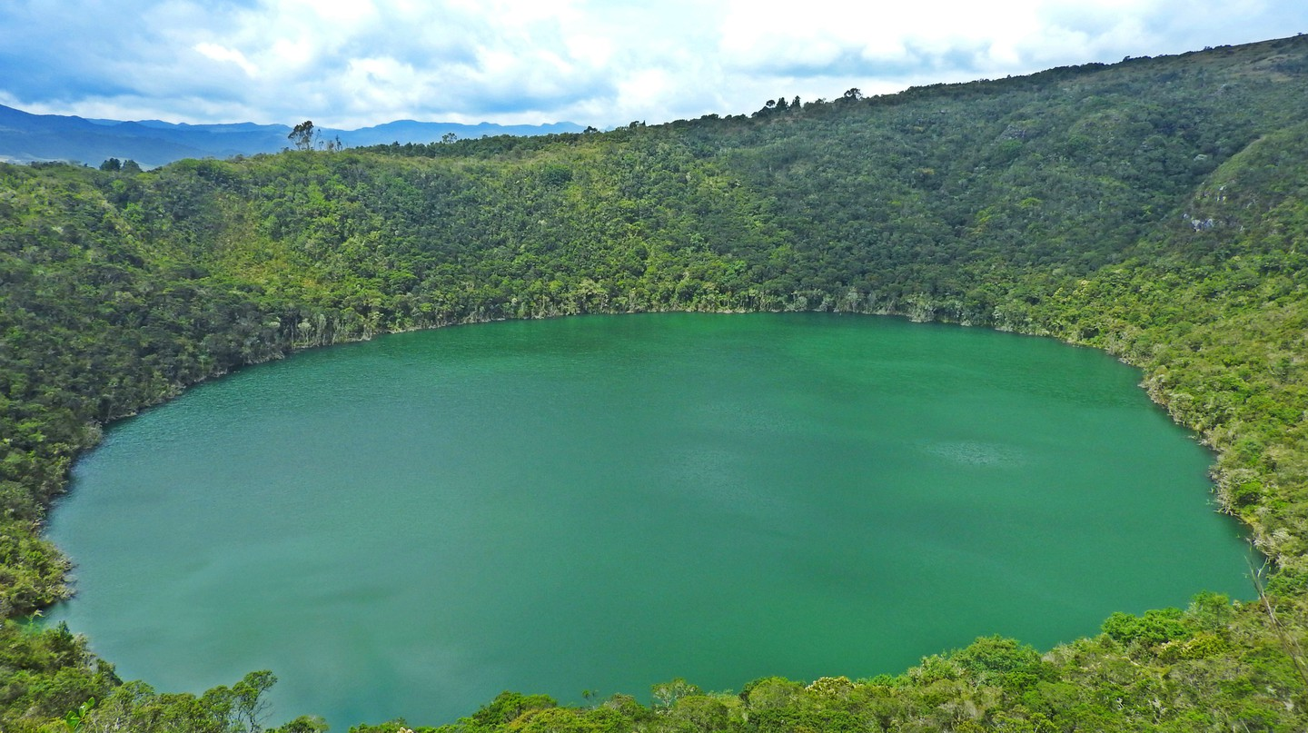 The Mystery Behind the Lake of Fool's Gold, Colombia