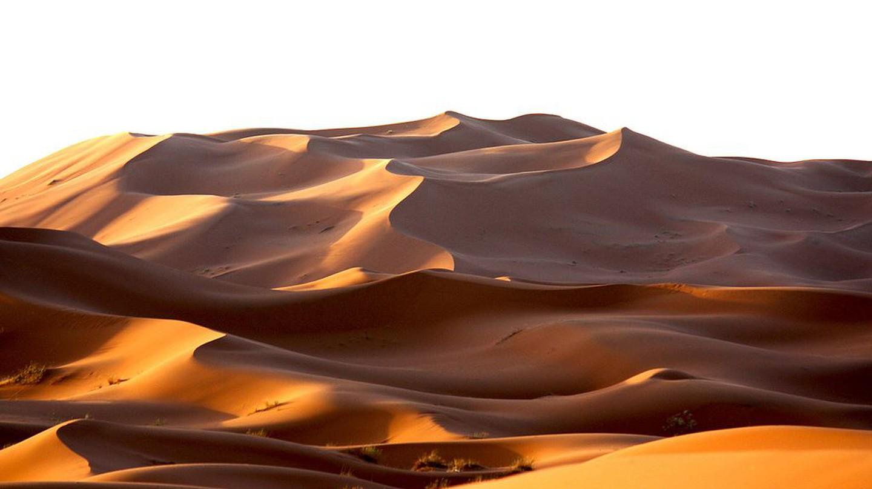 Sand dunes in Morocco's desert | © Wikimedia Commons