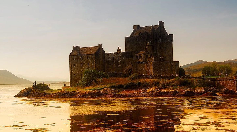 Eilean Donan Castle   © Pixabay