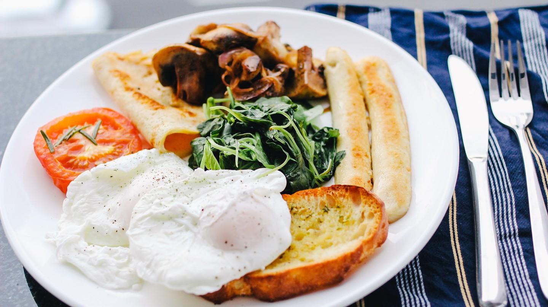 English breakfast | © Free Photos / Pixabay