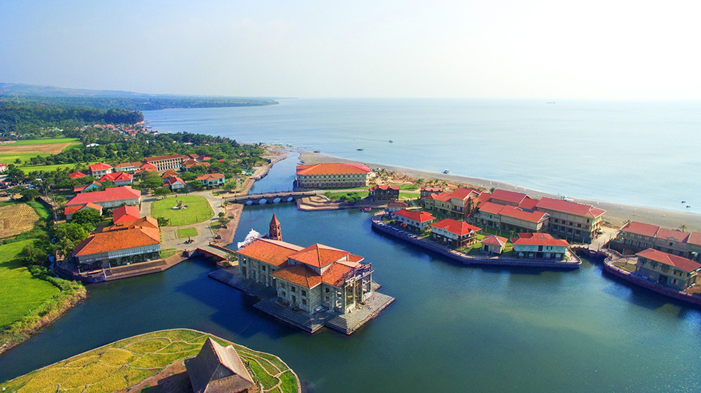 Bird's Eye View | Courtesy of Las Casas Filipinas de Acuzar