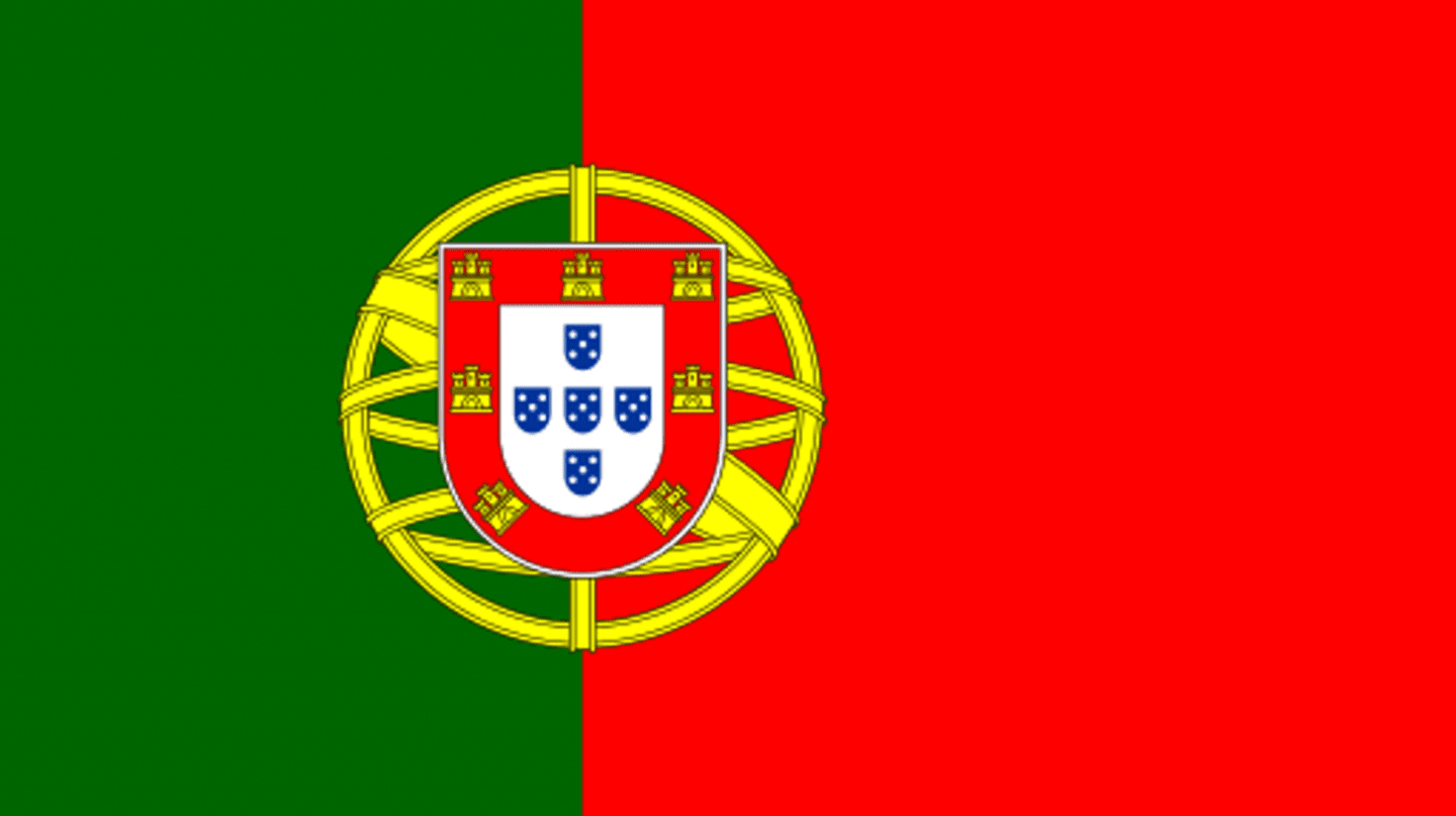 Flag of Portugal  | © Public Domain/Wikimedia Commons
