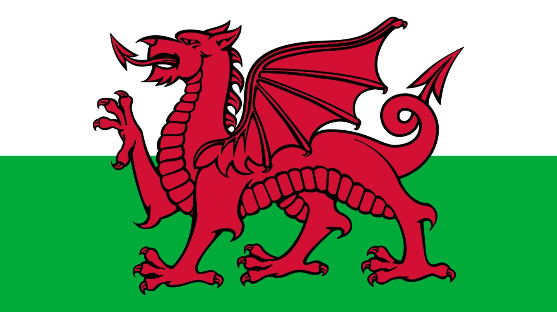 Flag of Wales © Wikimedia