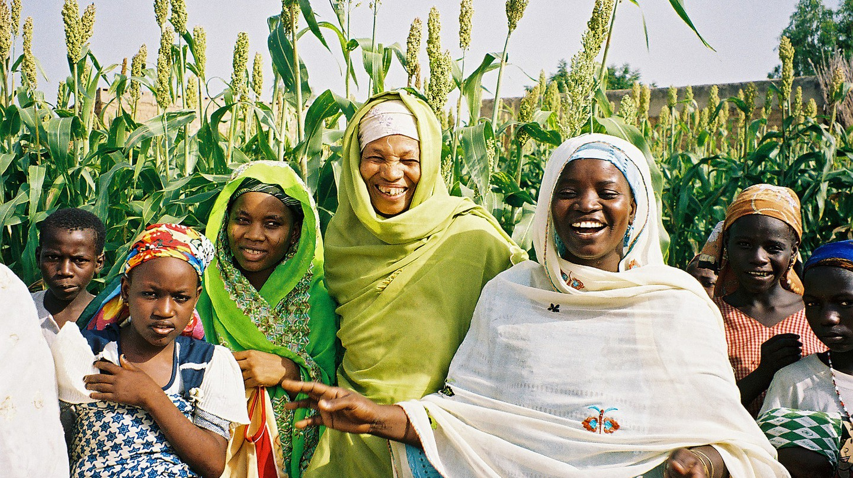 Nigerian farmers |© Flickr / Wikimedia