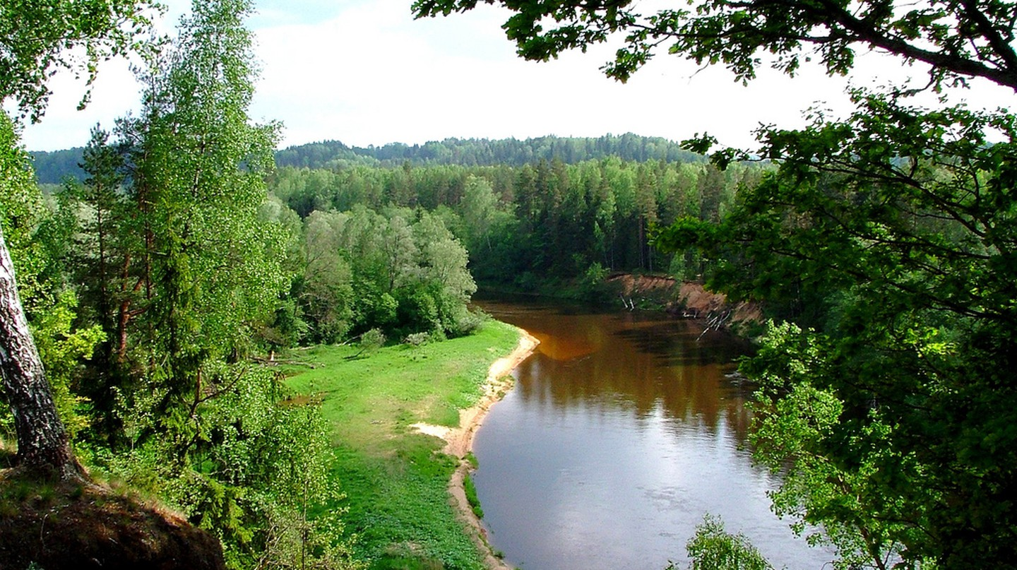 Gauja National Park | © Liga Eglite/Flickr
