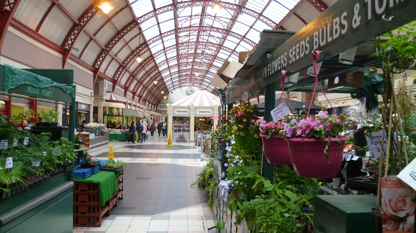 Grainger Market, Newcastle | © Charlie Dave/Flickr