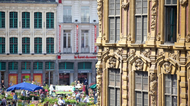 © Laurent Ghesquière/ Courtesy of OTCL Lille