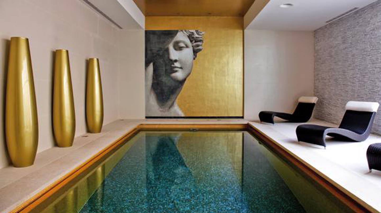 Hotel Monte Mulini | Courtesy of Maistra hotels