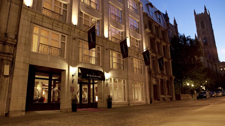 Le Saint-Sulpice Hôtel Montréal | Courtesy of Le Saint-Sulpice