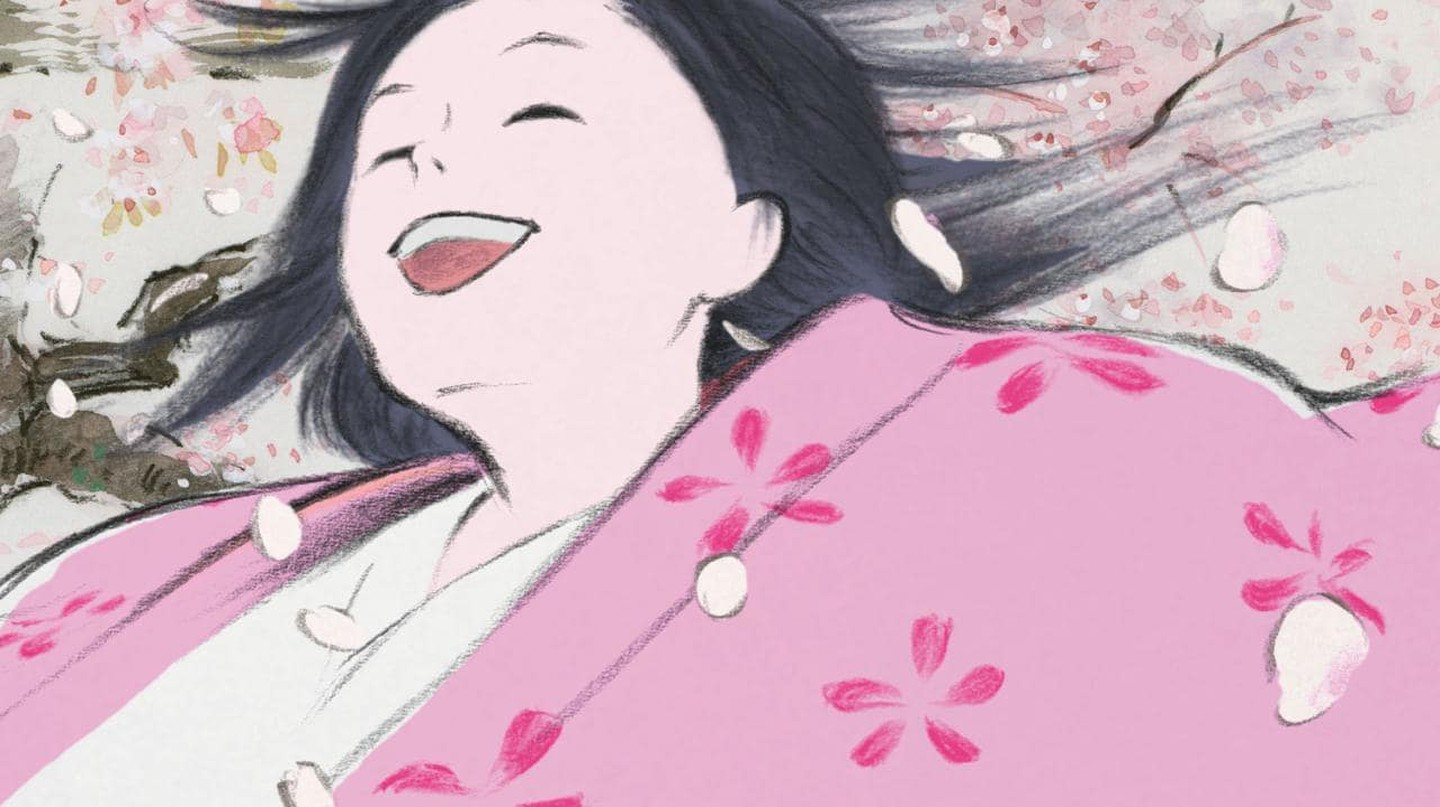 Isao Takahata's 'The Tale of The Princess Kaguya' I Courtesy of Studio Canal
