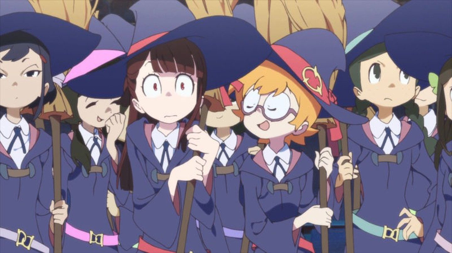 Little Witch Academia | Courtesy of Trigger/Netflix