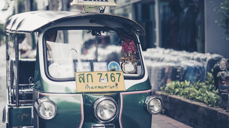 Macro Thailand   © Courtesy of Pexels/Pixabay