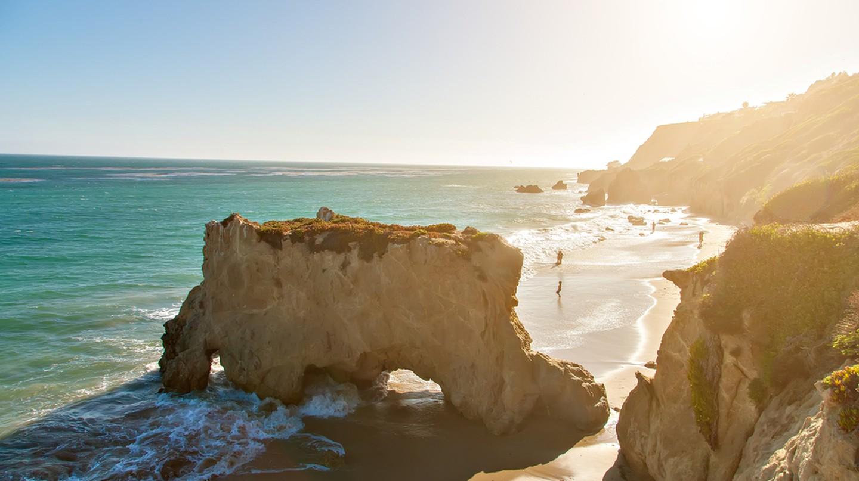 El Matador State Beach in Malibu, Southern California | © flatbox/Shutterstock