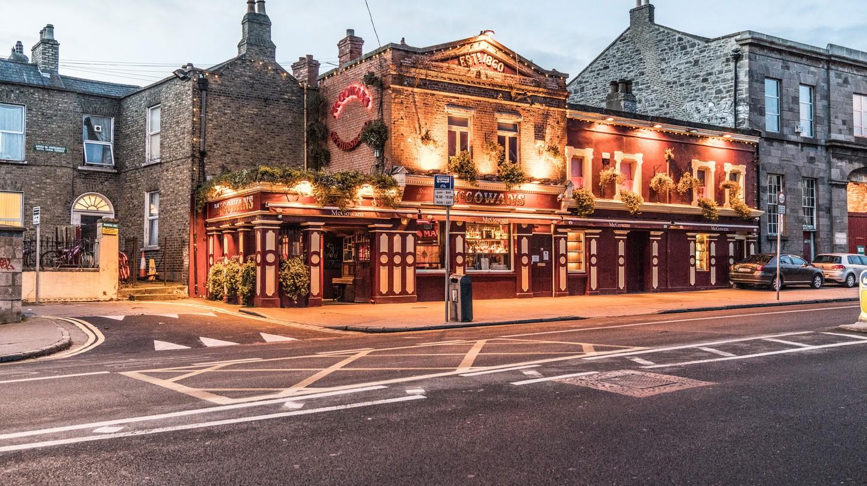 McGowans Pub, Phisboro, Dublin| © William Murphy/ Flickr