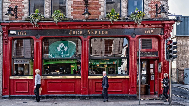 Jack Nealon's Pub, Dublin | © William Murphy / Flickr