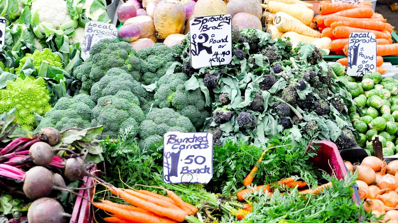 Norwich Market | © Ruth Johnston/Flickr