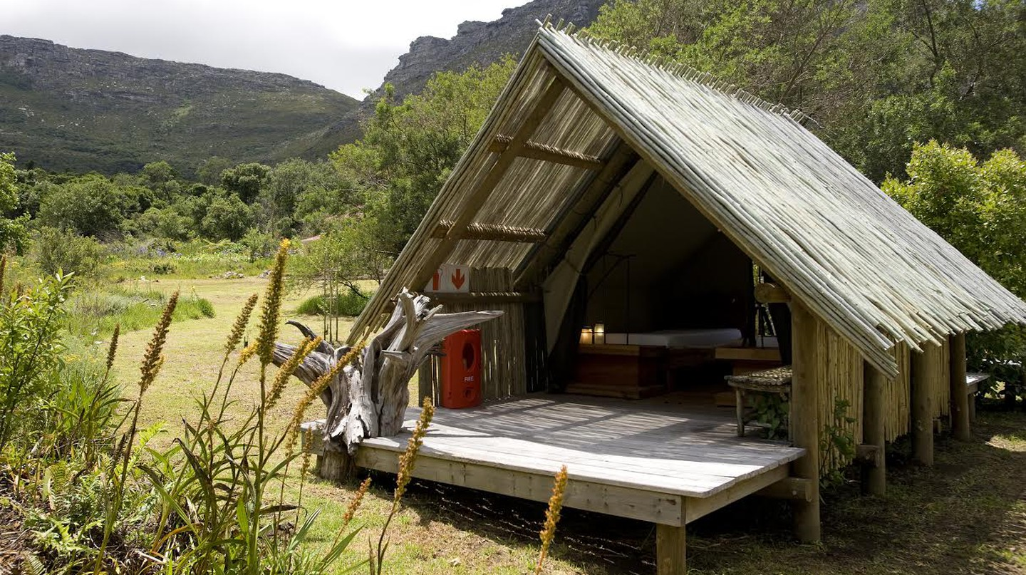 Orange Kloof Tented Camp | Courtesy of South African National Parks