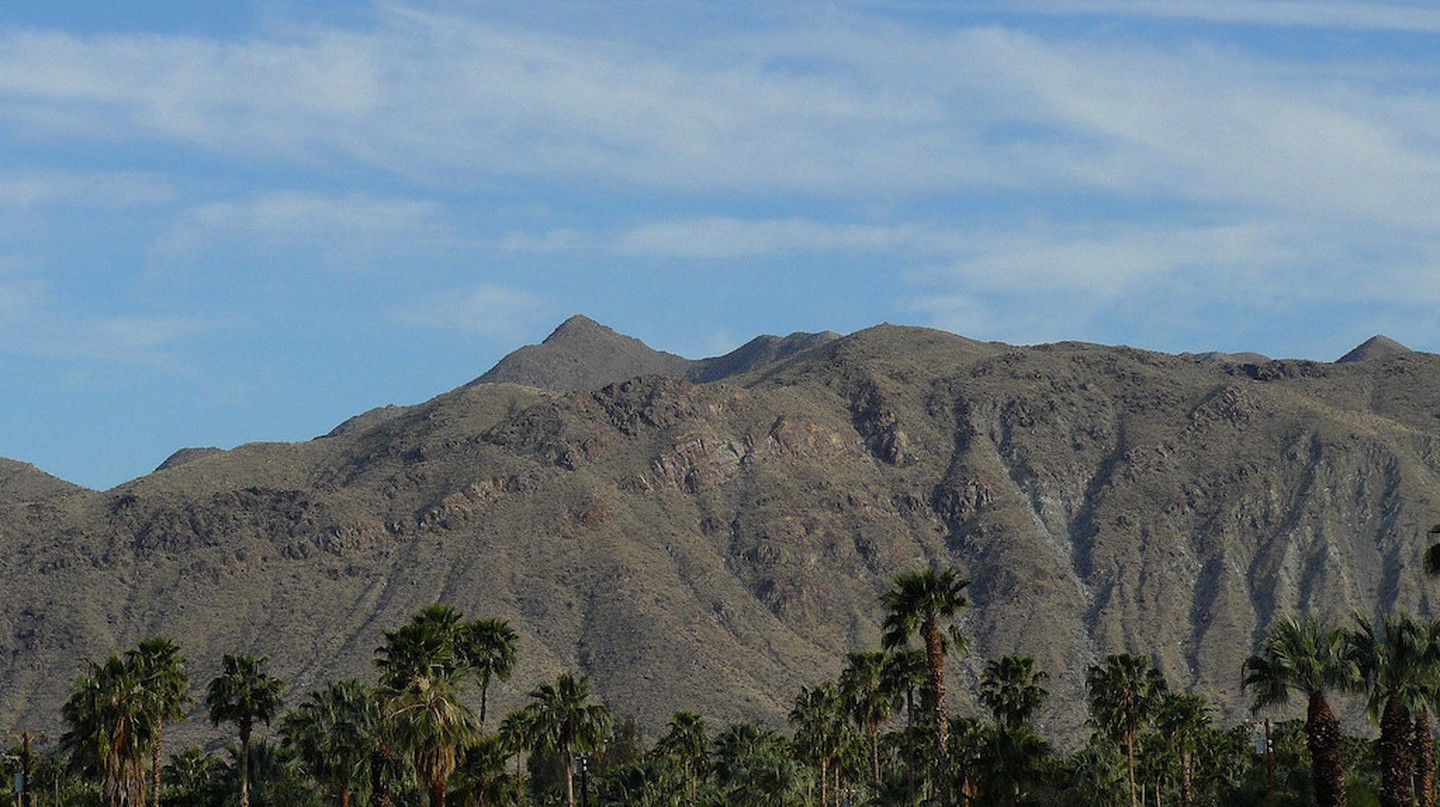 Palm Springs | © Joyce cory / Flickr