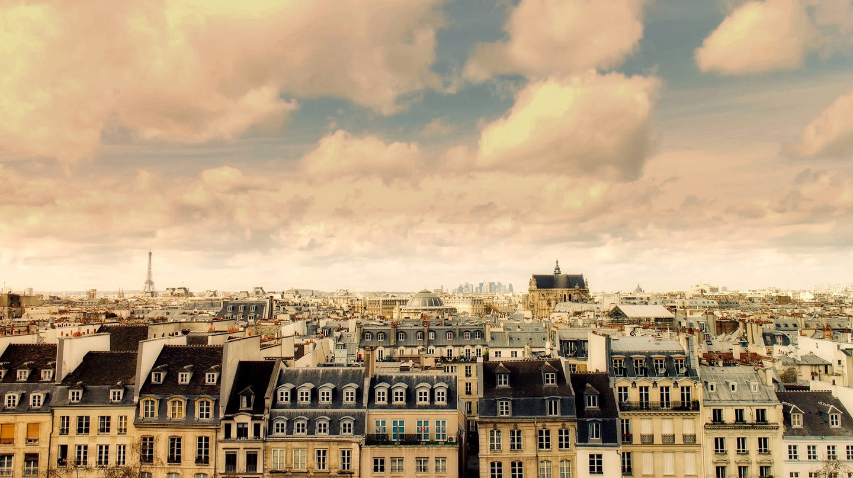 Paris Rooftop | © tpsdave/Pixabay