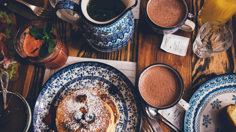 Breakfast   © Anthony Delanoix/StockSnap.io