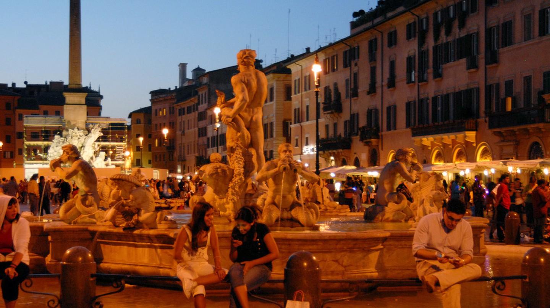Piazza Navona | © Flickr/trishhhh