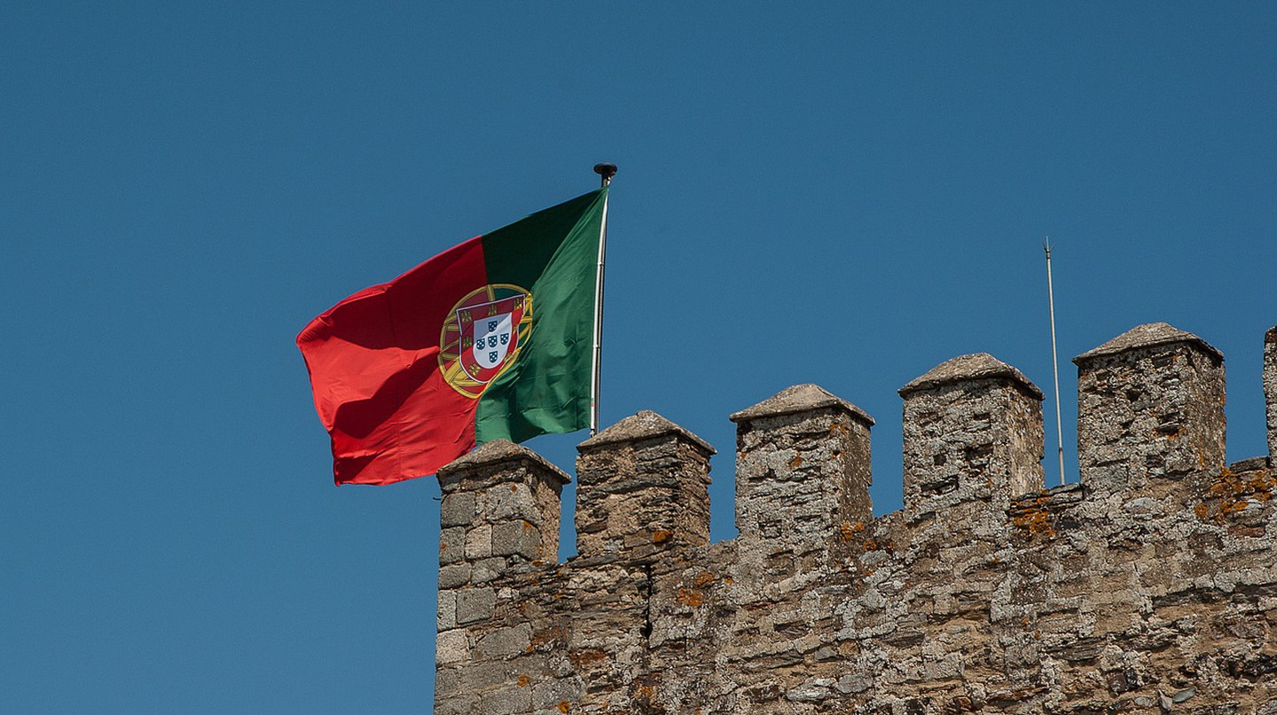 Flag of Portugal | © jackmac34 / Pixabay