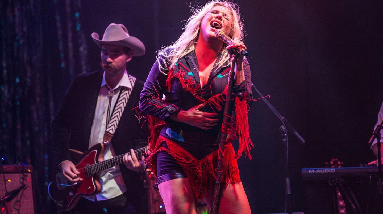 Kesha © Amy Harris/REX/Shutterstock