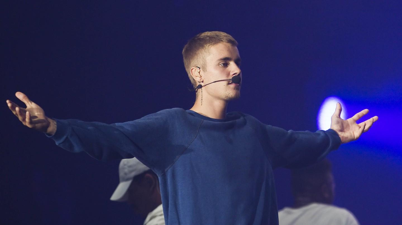 Justin Bieber © Allpix Press/REX/Shutterstock