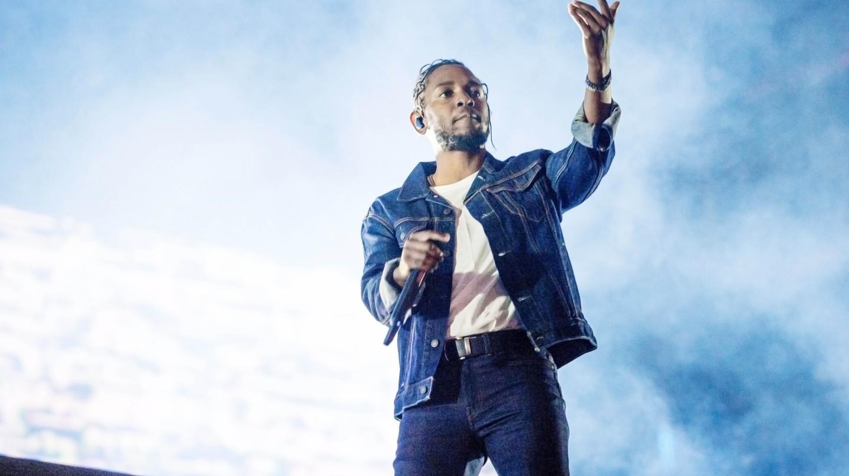 Kendrick Lamar © RMV/REX/Shutterstock