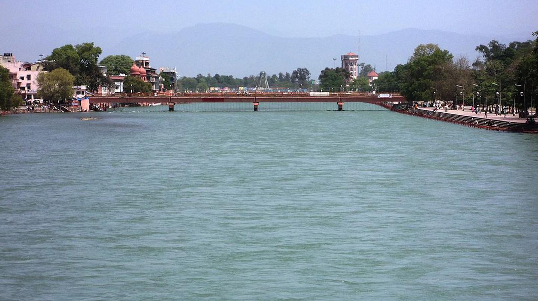River Ganges at Haridwar | © Stuti / Wikimedia Commons