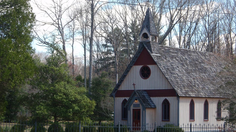 Christ Church Episcopal in Rugby, Tennessee | © Joel Kramer / Flickr
