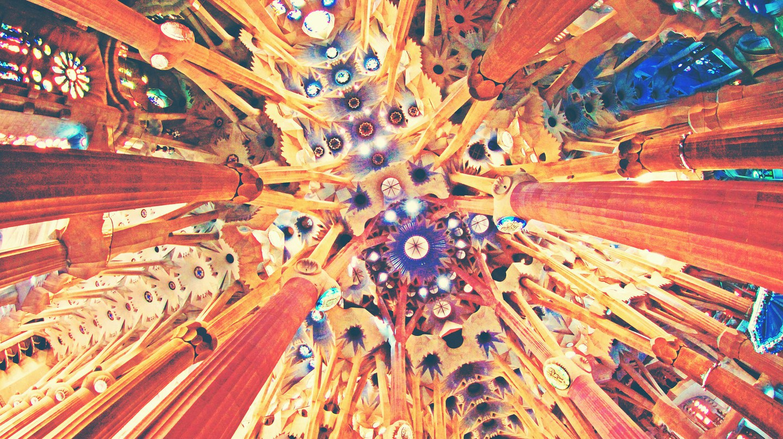 Sagrada Familia |  © Pexels/Pixabay