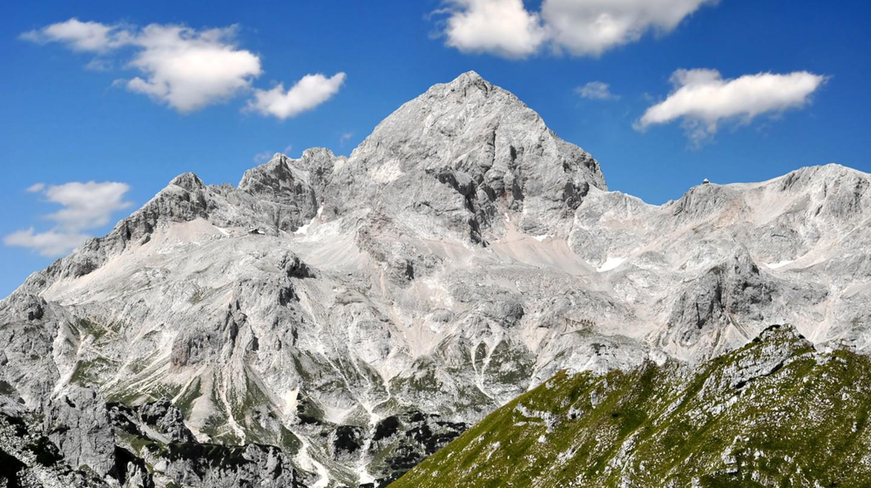 Triglav Mountain│© Vaclav Volrab/Shutterstock