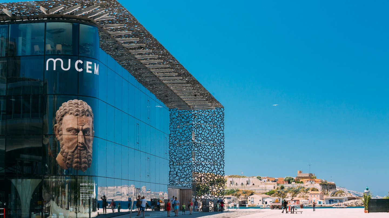 The Museum of European and Mediterranean Civilisations in Marseille | © Grisha Bruev/Shutterstock