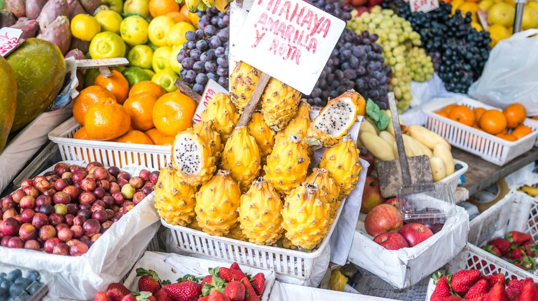 Surquillo market | © Sergio TB/Shutterstock