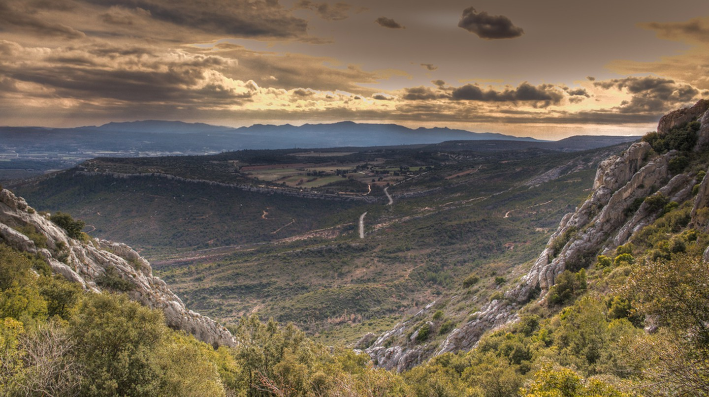 Cézanne's beloved mountain, the Sainte-Victoire | © Philippe Paternolli / Shutterstock